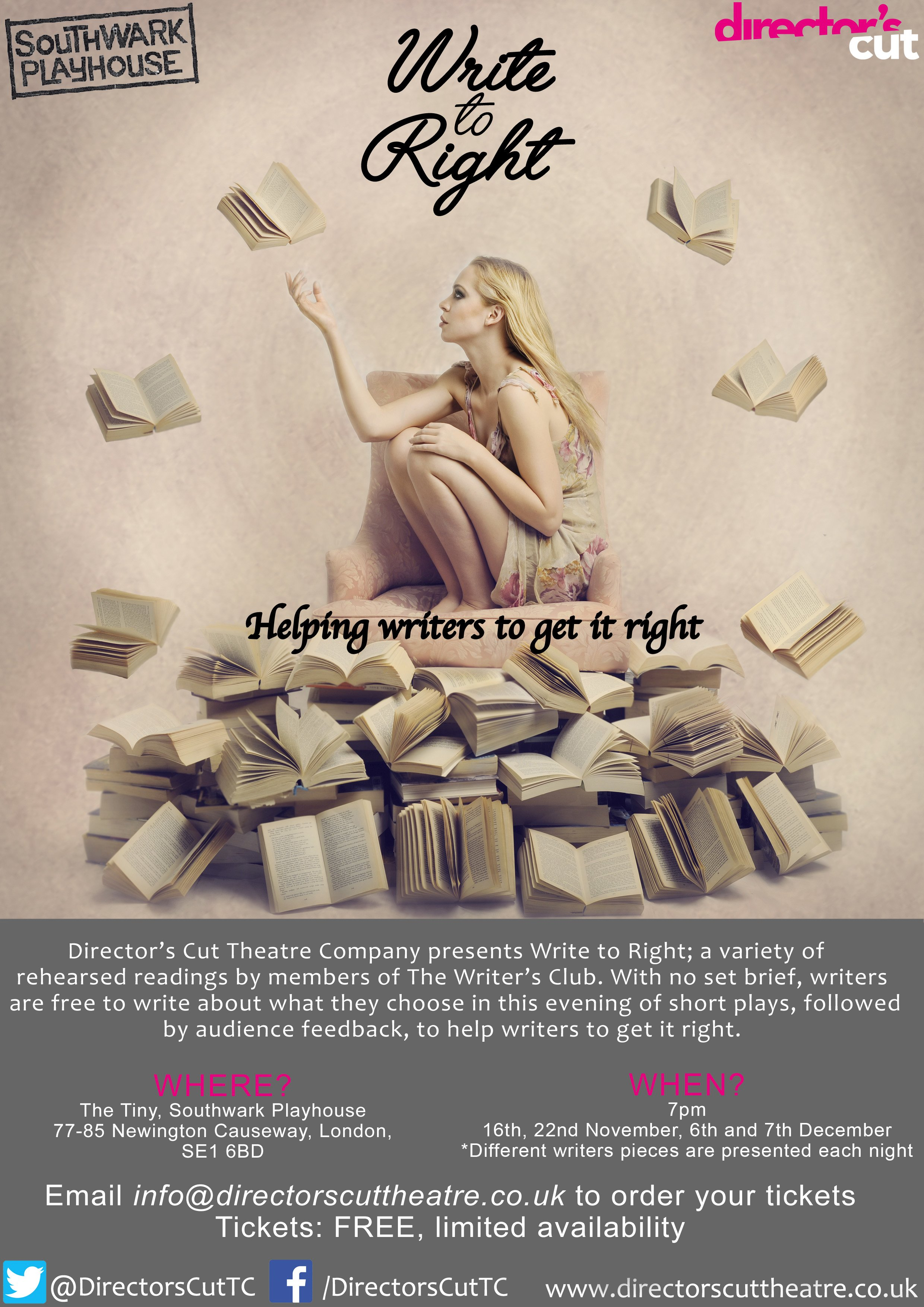 Write to Right – Director's Cut